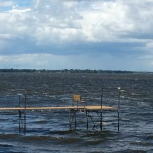 Dock on Lake Winnebago